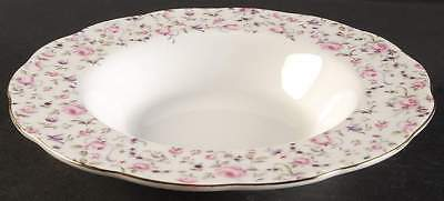 Royal Albert ROSE CONFETTI Rimmed Soup Bowl 9359768