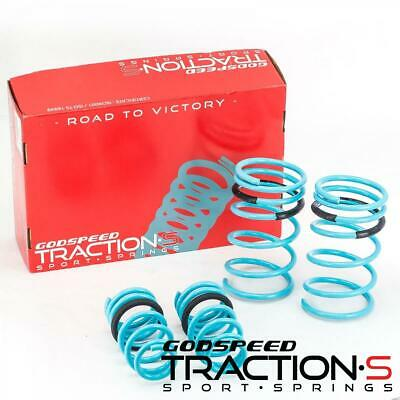 for CR-V 02-06 Lowering Springs Traction-S By Godspeed LS-TS-HA-0011