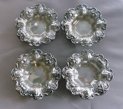 (1) Vintage Reed and Barton Francis I Sterling Silver X569 Nut Dish;F452