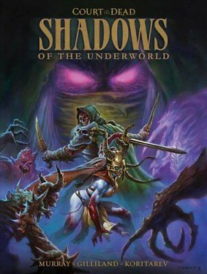 Court of the Dead: Shadows of the Underworld A Graphic Novel 9781683835479