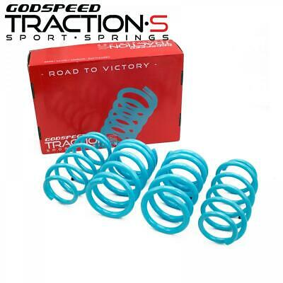 for Odyssey 11-17 Lowering Springs Traction-S By Godspeed LS-TS-HA-0024