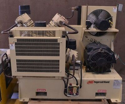 25HP Ingersoll Rand OL25X25 Oil-Less Air Compressor 230/460V 3-Phase 94CFM