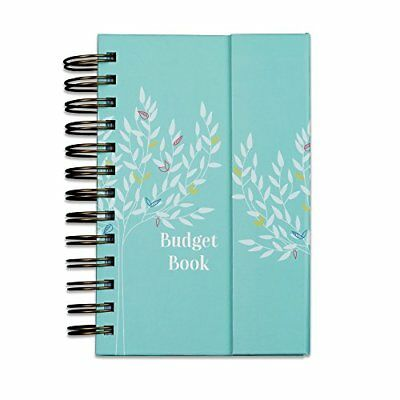 Boxclever Press Budget Book. Monthly Bill Organizer & Budget Planner Accounts...