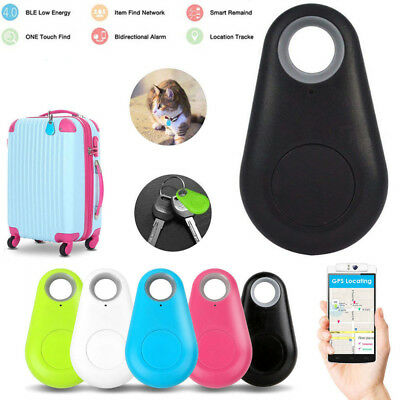 Bluetooth Anti-lost Locator Alarm Tracker Finder Device for Kids Pets Child Dog