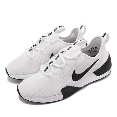 c60604735ea Nike Wmns Ashin Modern White Black Women Running Shoes Sneakers AJ8799-100
