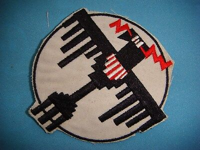 PATCH USAF 34th BOMB SQUADRON