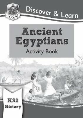 New KS2 Discover & Learn: History - Ancient Egyptians Activity ... 978178294