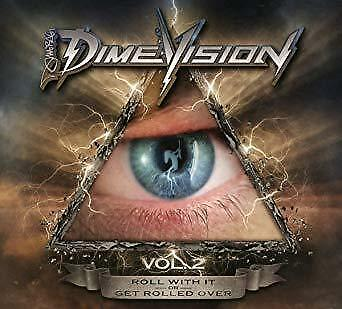 Dimebag Darrell - Dimevision 2: Roll With It Or Get Rolled Over (NEW DVD+CD)