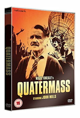 Quatermass: The Complete Series [New DVD]