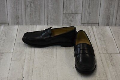 b2f5f4e3985 DOCKERS COLLEAGUE SLIP-ON Rubber Sole Penny Loafer Shoe brown 12m ...