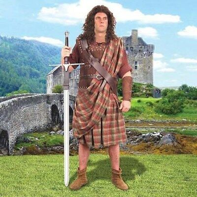 braveheart william wallace repodution costume prop