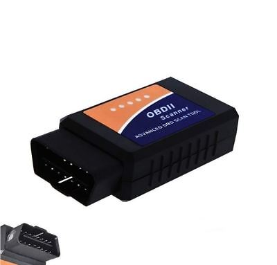 Best Car Scanner OBD Bluetooth Adapter OBD Ii Car Code Reader Scan Tool Fixd New
