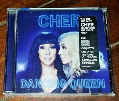 Dancing Queen by Cher (CD, 2018, Warner Brothers)