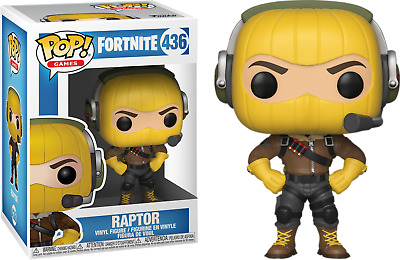 Funko Pop! Games Fortnite Raptor #436