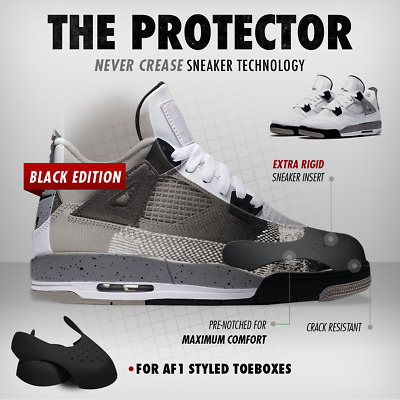 New Sneaker Shields The Protector - Shoe Decreasers - No More Toebox Creases