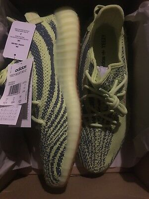 5ee3743152a95 DS ADIDAS X KANYE WEST Yeezy Boost 350 Pirate Black 45 1 3 UK 10.5 ...