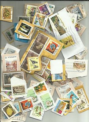 100 Grams App.500+ Stamps  High & Better Value  Kiloware High Cat. Closing Down