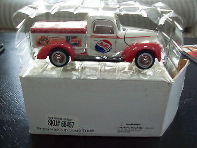 1940 Die Cast Ford Pepsi Pick Up Truck