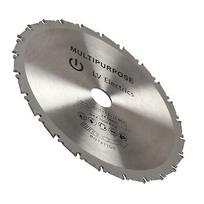 210mm Circular Saw Blade Disc For Rage Rage4 RageB 25.4mm Bore Evolution 24T