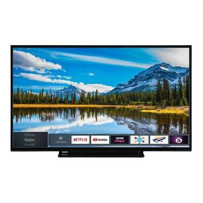 "Smart TV Toshiba 49L2863DG 49"" LED Full HD WIFI Schwarz"