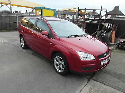 2007 57 Ford Focus 1.8 Style Petrol Estate 2 owners Full service history