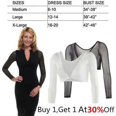 Womens Long Sleeve Sheer Mesh T Shirt Top Ladies M L XL Size See Through Blouse