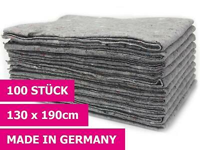 Packing and Storage Covers / Moving Blankets Transport Blankets - 100pc Set