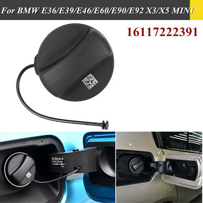 Fits BMW E36/E39/E46/E60/E90/E92 X3/X5 MINI Fuel Gas Tank Filler Cap 16117222391