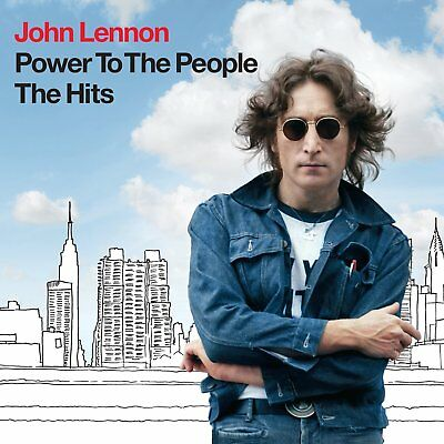John Lennon - Power To The People : The Hits - Cd Sigillato Digipack 2010