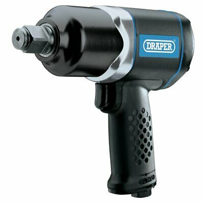 "Air Impact Wrench (3/4"" Square Drive) Draper 83964"