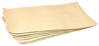 Six Paper Motor Filters (for Stock No. 40130 and 40131) Draper 40157