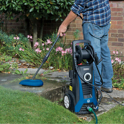 Pressure Washer With Total Stop Feature (2200W) Draper 83414