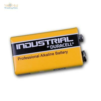9-volt-block 6LR61 MN1604 Battery Duracell plus Oem Version, Block Battery 9V