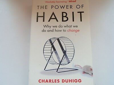 """A new book """"The Power Of Habit """"  by Charles Duhig"""