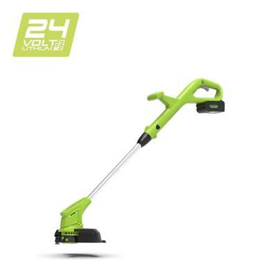 Greenworks Coupe-bordure sans fil sur batterie 24V Lithium-ion (sans ni...