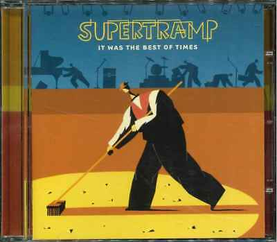 """SUPERTRAMP """"It Was The Best Of Times"""" CD-Album"""
