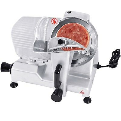 """9"""" Blade 150W Commercial Meat Slicer Electric Deli Slice Veggie Cutter Tool Home"""