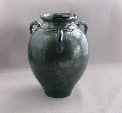 Small XEIPONOIHTO GREEK GREECE Sterling Silver 925 Vase or Urn;G243