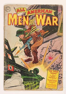 All American Men of War #13 1954 FR 1.0