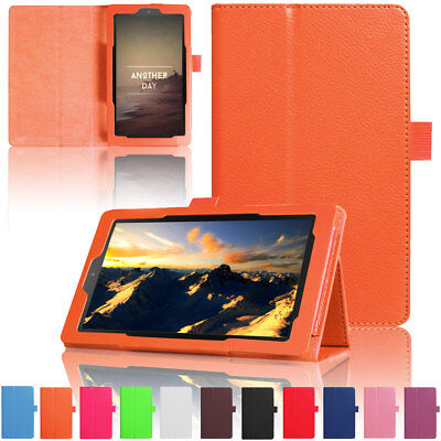 """For Amazon Kindle Fire 7 2017 7th Gen 7"""" Inch Tablet Case Leather Smart Cover"""