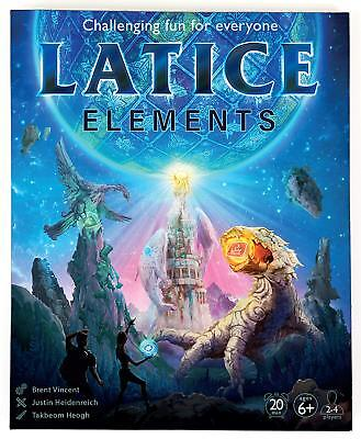 FUN!! Christmas Latice Strategy Card Game New In Package Free Free Shipping