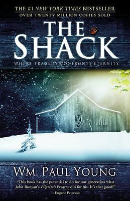 The Shack  Where Tragedy Confronts Eternity by William Paul Young 2007 Paperback