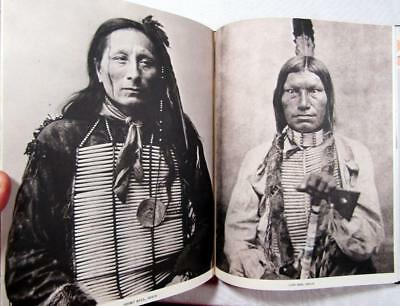 """1961 INDIANS – American Heritage – Hardcover with Slipcase – """"People of Dreams"""""""