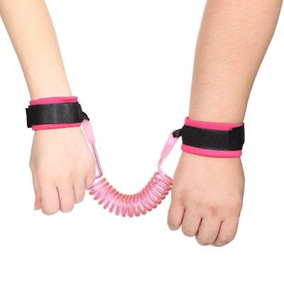 US Strap Wrist Leash Safety Walking Anti-lost Harness Belt Hand for Toddler Kids