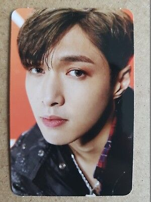 EXO LAY VIVACE Official PHOTOCARD DONT MESS UP