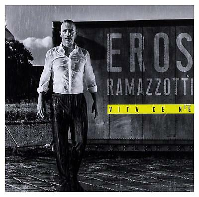 Eros Ramazzotti - Vita Ce N'e' - Cd Digipack New Sealed 2018