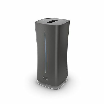 Eva Little Titanium Air Humidifier and Aroma Diffuser up to 50 Qm Rooms