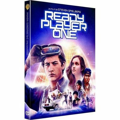 DVD *** READY PLAYER ONE ***  ( neuf sous blister )