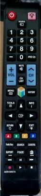 US NEW Replaced REMOTE AA59-00637A For SAMSUNG Smart TV 460UXNUD2, 650MP,700DX2