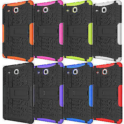 Shockproof Hybrid Stand Case For Samsung Galaxy Tab 4 7.0 SM-T230 7 Inch Tablet